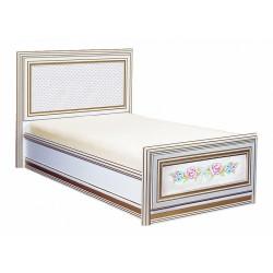 Кровать односпальная Принцесса 800*1900