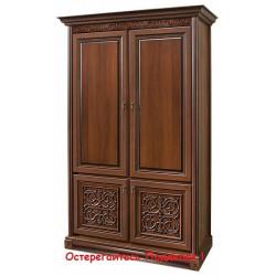 Шкаф 2-х дверный Тоскана