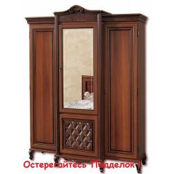 Шкаф 3х - дверный Novita