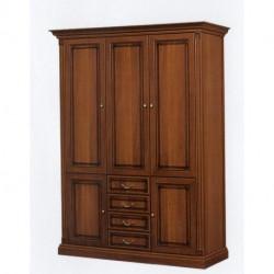 Шкаф 3-дверный Набукко
