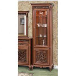 Витрина 1-но дверная вариант №1 Тоскана Лука