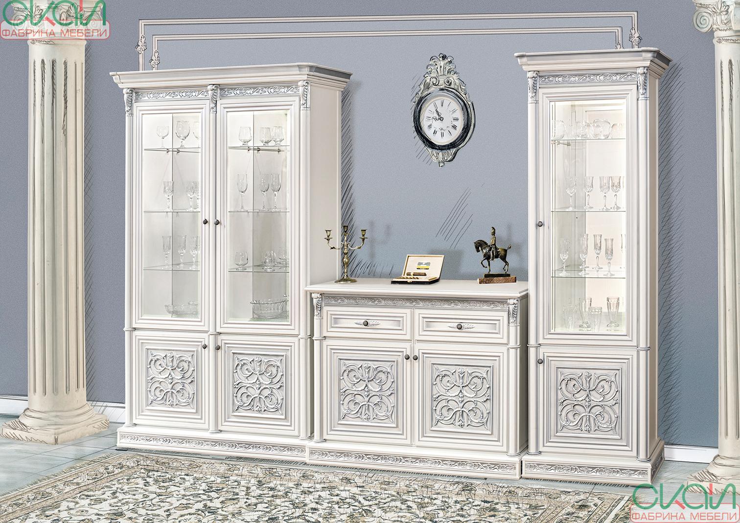 мебель Тоскана Нова 7