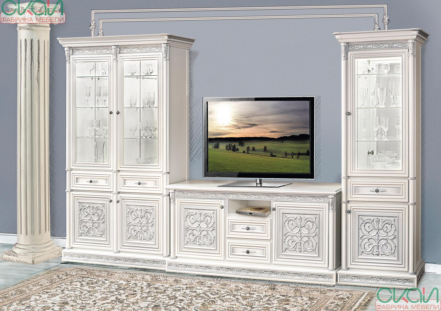 мебель Тоскана Нова 8