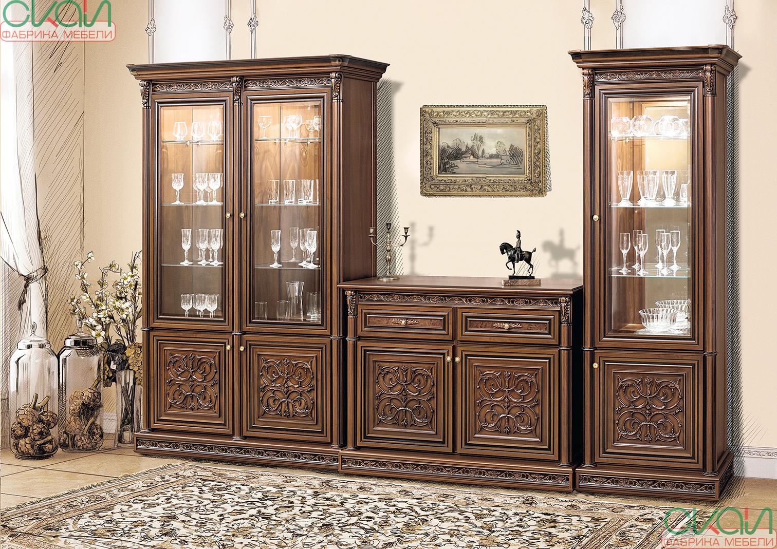 мебель Тоскана Нова 1