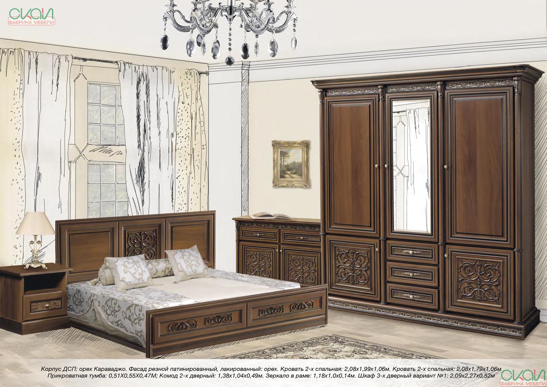 мебель Тоскана Нова 4