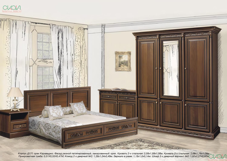 мебель Тоскана Нова 5