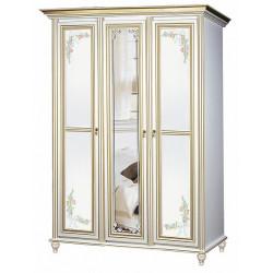 Шкаф 3-х дверный Принцесса