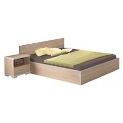 NEO Кровать - дуб Сонома