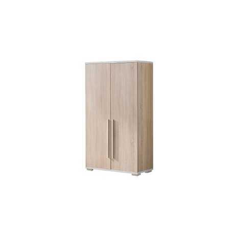 NEO Шкаф 2-х дверный - дуб Сонома