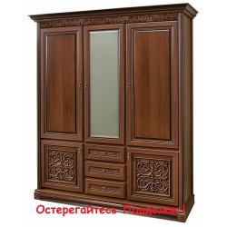 Шкаф 3-х дверный Тоскана