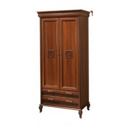 Шкаф 2-х дверный ЛАУРА НОВА