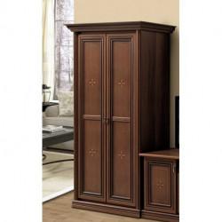 Шкаф 2-х дверный 2,01 TERRA орех