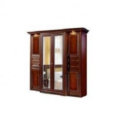 Шкаф 4-х дверный Марго
