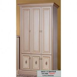 Шкаф 3-х дверный TERRA