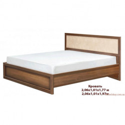 Кровать 2-х сп. (180х200) Набукко