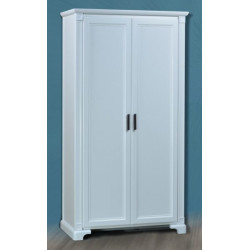 Шкаф 2-дверный Набукко Лайт
