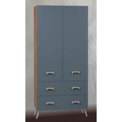 Шкаф 2-дверный Норвен