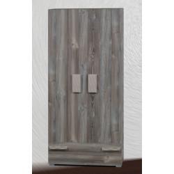 Шкаф 2-дверный Адель