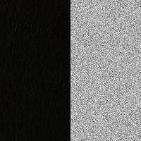 Чёрный + серебро